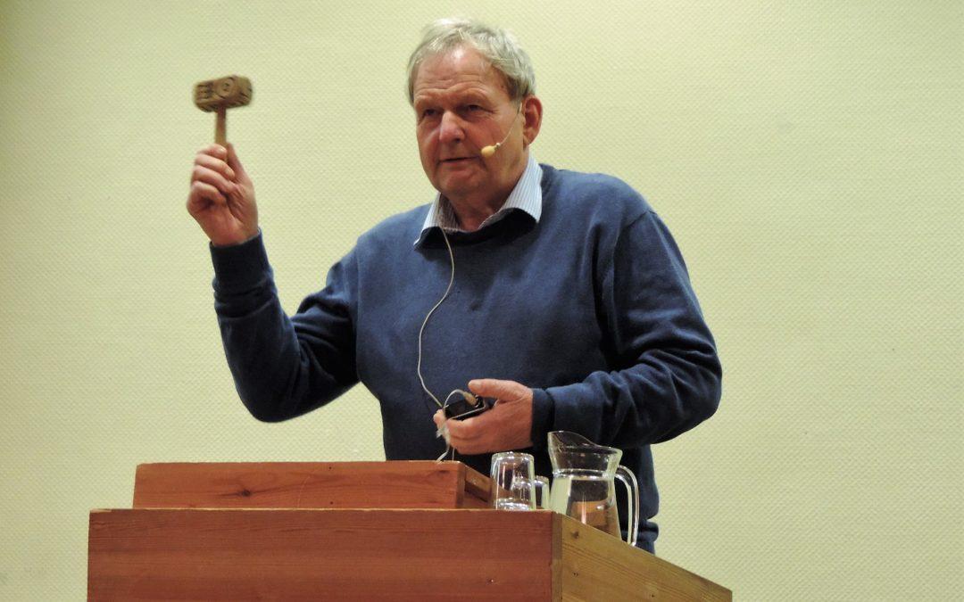 Lier Historielags årsmøte ble avholdt på Frogner Menighetshus torsdag 14. februar