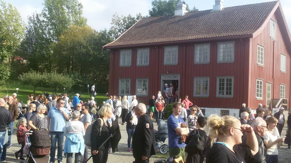 Eplefestivalen 2019 søndag 15. september